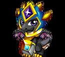 Neo Glasswing Dragon