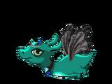 Black Diamond Dragon