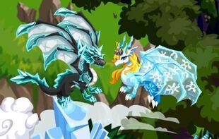 Black ice vs ice queen