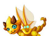 Flutterglint Dragon