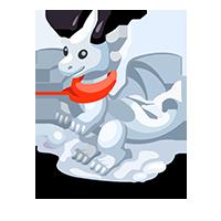 Plump Snowdragon