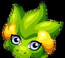 Buttercup Dragon