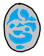 Quick Silver Dragon Egg