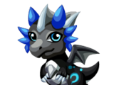 Dark Mountain Dragon