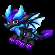 Dark Air Juvenile