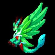Green Quetzal Epic
