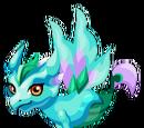 Seaglass Dragon
