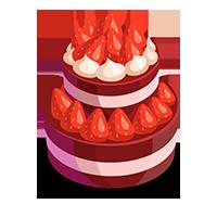 Strawberry Stack