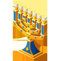 Gold Light Trophy