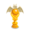 Secret Gold Trophy
