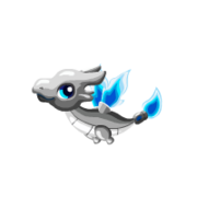 Flametail Baby