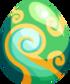 Lucky Jade Egg