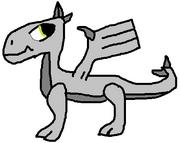 Steel Dragon Juvenile