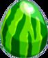 Watermelon Egg