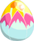 Winter Lily Egg