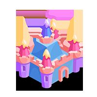 Frosting Castle