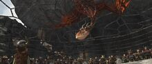 Cupola Arena dei Draghi