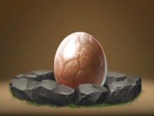 Woolly Howl-Egg