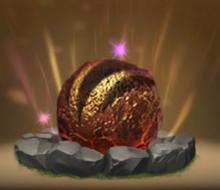 Uovo di Tuonipede Esotico-0