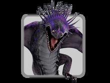 Dragon icon SKRILL