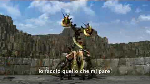 Dragon Trainer - Addestramento Draghi - Lezione 4 - L'orripilante bizippo