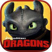 Logo attuale di Dragons-L'ascesa di Berk 2
