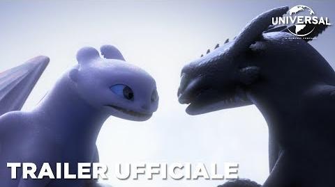 DRAGON TRAINER - IL MONDO NASCOSTO Trailer Ufficiale