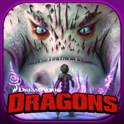 Logo attuale di Dragons-L'ascesa di Berk