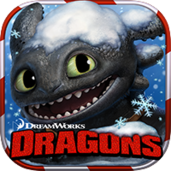 Logo attuale di Dragons-L'ascesa di Berk 6