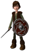 Hiccup transparent