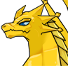 Gold adult icon