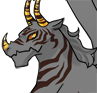 Tiger adult icon