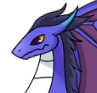 Violet adult icon