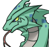 Serpent adult icon