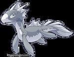 Plesiodragon Silver 2 Child