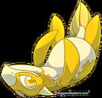 Plesiodragon Gold 1 Hatchling