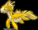 Plesiodragon Gold 2 Child