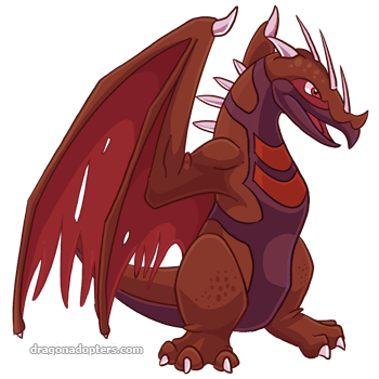 File:Fire Adult Wyvern.png