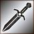 Длинный меч (серебряный)