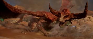 Глубинная высшая драконица4
