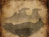 Кодекс: Кроки гробницы в каньоне