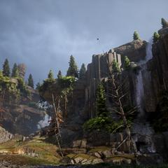 Das Tal des Drachen