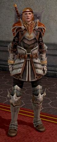 Форма капитана кирволлской стражи