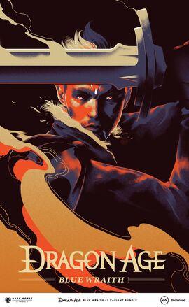 Dragon Age Синий призрак лимитированное издание