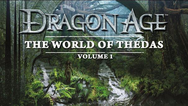 The World of Thedas Volume 1