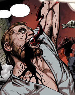 Каленхад пьет кровь дракона