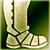 Тяжелые сапоги (зеленые)