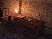 Gamlen's Writing Desk