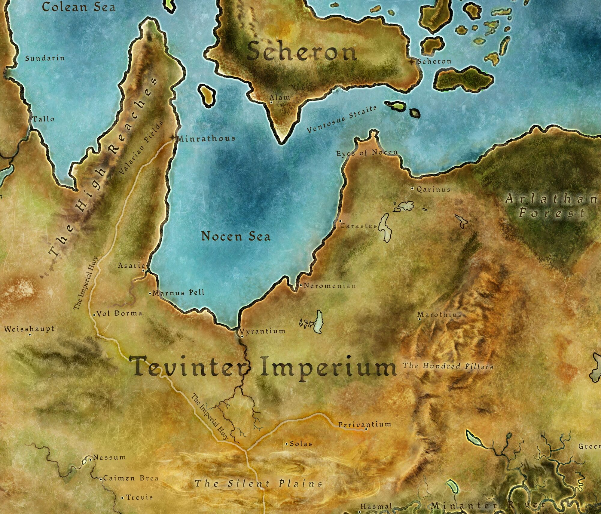 Tevinter Imperium | Dragon Age Wiki | FANDOM powered by Wikia