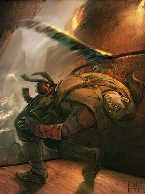 Ловушки RPG